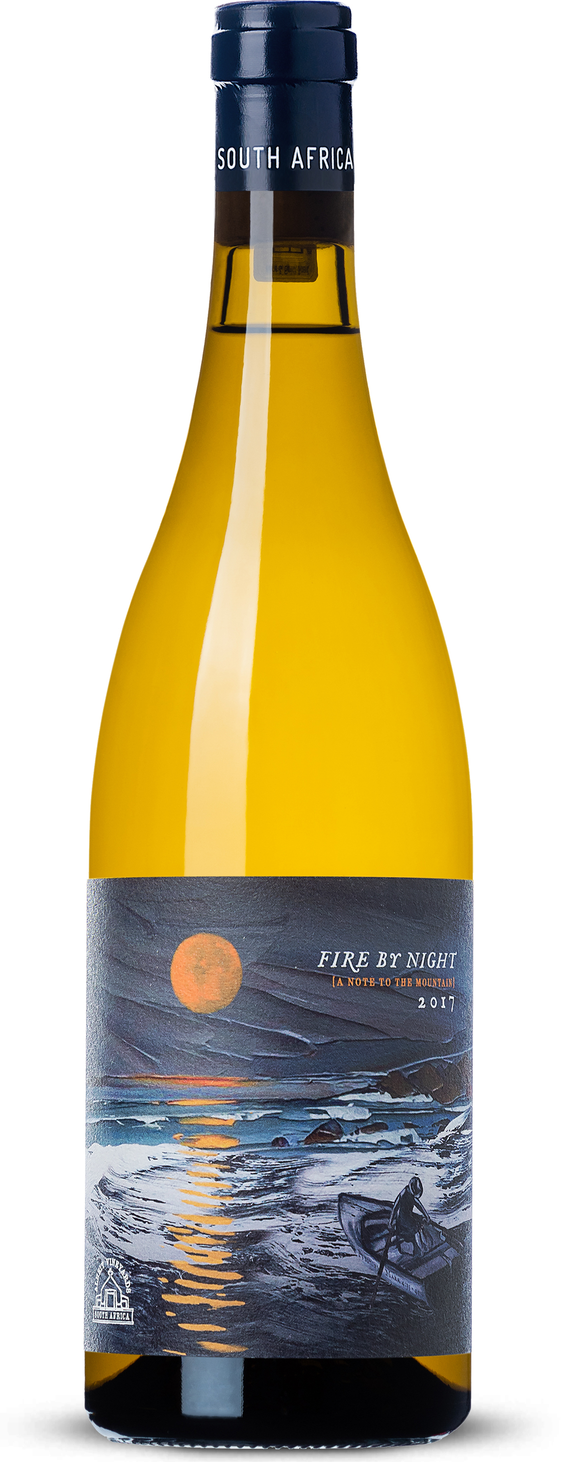 Fire by Night 2017 - Chris & Suzaan Alheit Vineyards