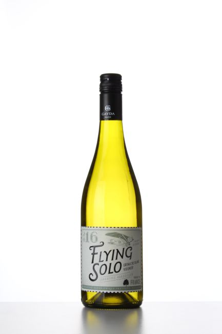 Flying Solo Blanc 2018 - Domaine Gayda